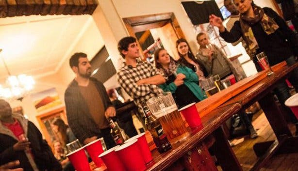 Forex Foreign Exchange Beer Pong Observatory