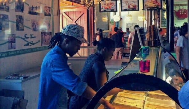 Don Gelato Ice Cream Shop in Cape Town