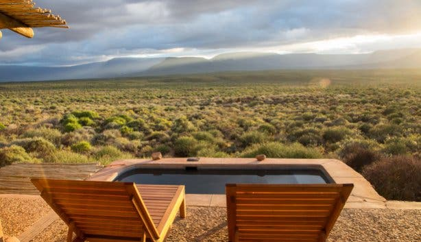SANParks Elandsberg Cottages in Tankwa Karoo