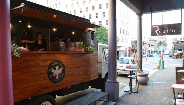 Sausage Embassy Food Truck Long Street