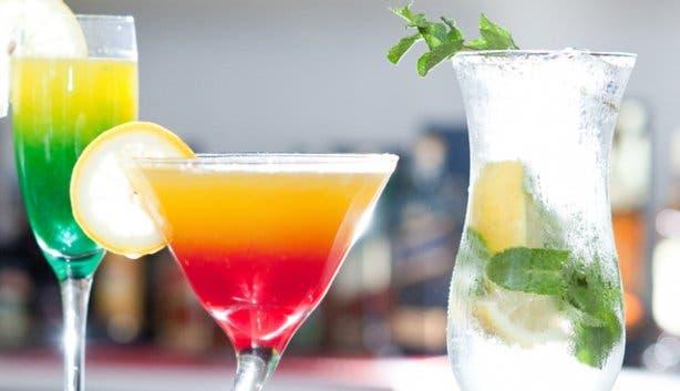 CinCin Restaurant Cocktails