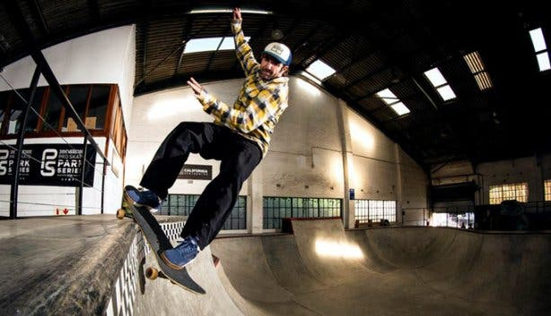 The Shred Indoor Skatepark 8