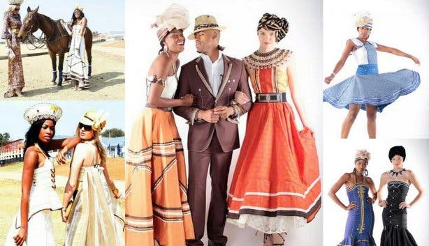 Mode aus Südafrika