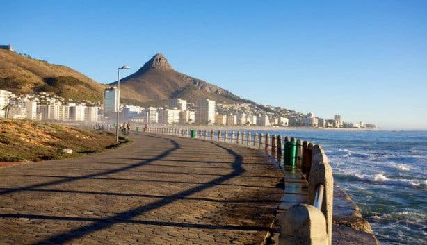 Running Routes in Cape Town