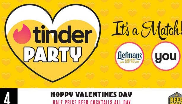 Beerhouse Vday general 2018