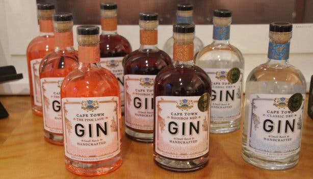 Cape Town Gin Co. - 3 Gins