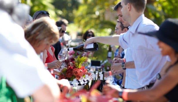 Constantia Fresh Food & Wine Festival at Buitenverqachting