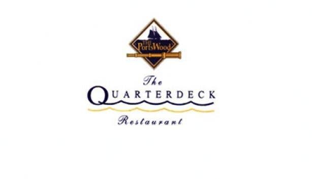 quarterdeck restuarant logo