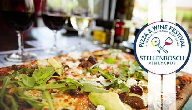 Stellenbosch Wines Pizza and Wine Welmoend