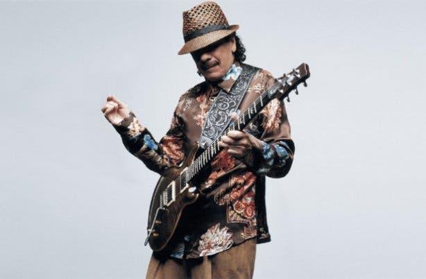 Santana Concerts South AFrica