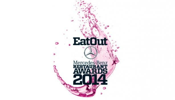2014 Mercedes-Benz Eat Out Awards in South Africa