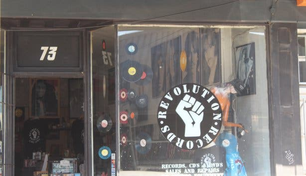 Observatory-Recordshop