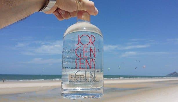 Jorgensen's Gin - 1