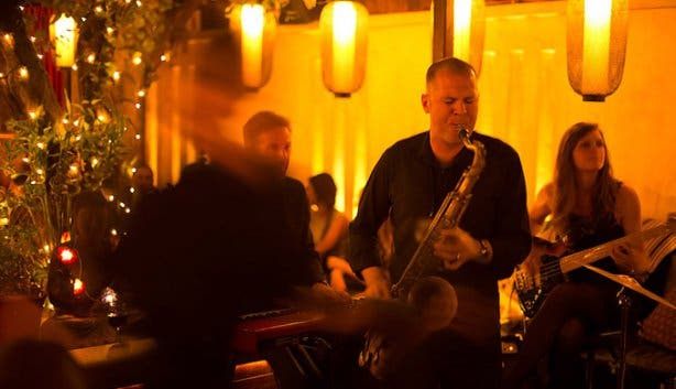 Live Jazz Music at Asoka on Tuesday