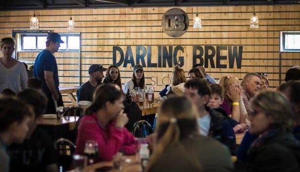 Darling Winter Beer Festival 2017
