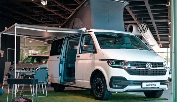VW California Caravelle
