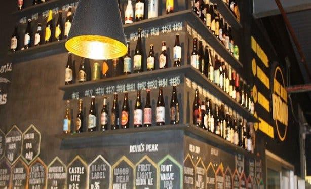 beerhouse bottles
