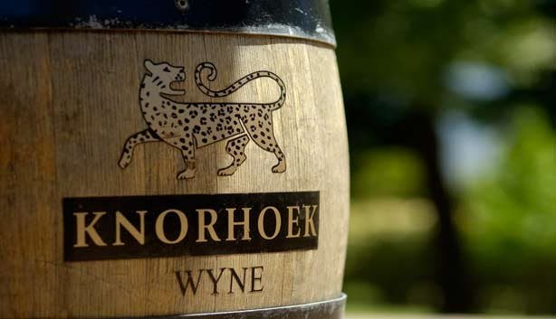 Knorhoek Wine Barrel