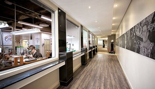 Shimansky Jewellery Store and Workshop