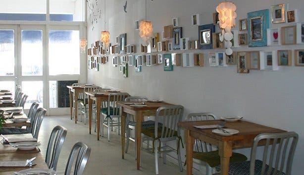 Indoor Area of Backyard Grill