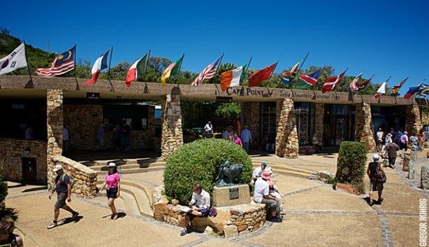 Cape Point Visitor Centre South Africa