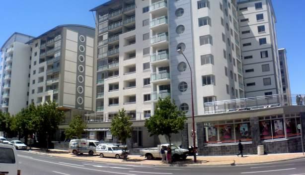 claremont appartment complex