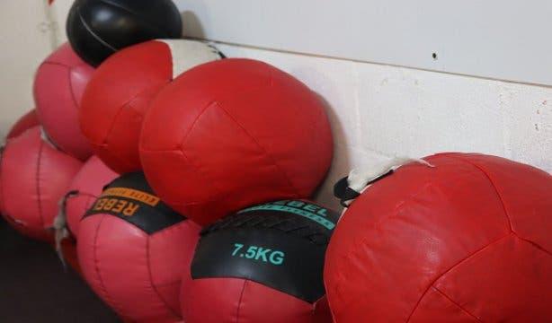 Amoury Gym