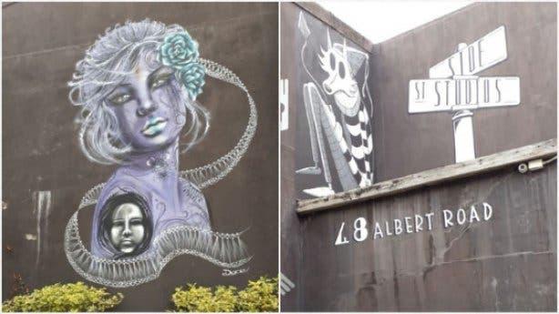 Street Art Woodstock