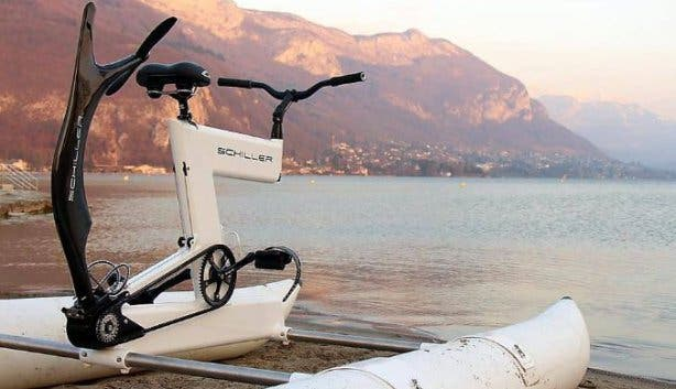water_bikes
