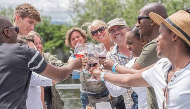 Wine on the River 2017 - 2