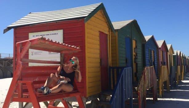 Charlotte Vrins Kaapstad