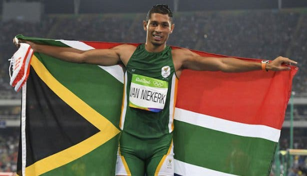 Wayde van Niekerk 2016 SA of the Year