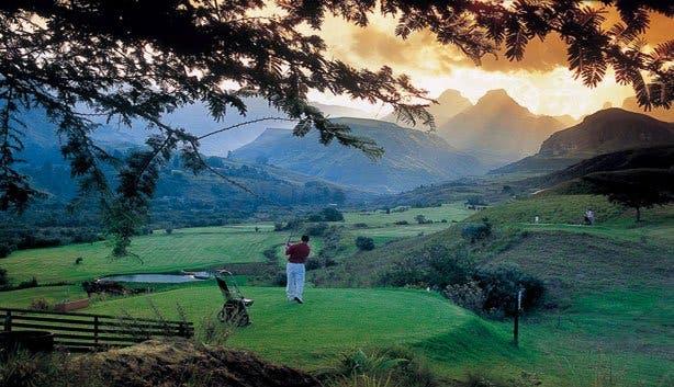 Madiba Golf Cathedral