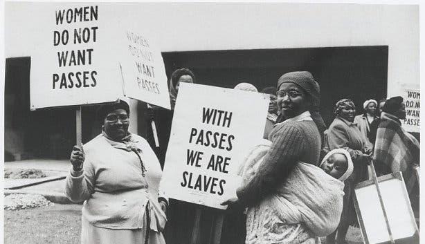 Womens day zuidafrika