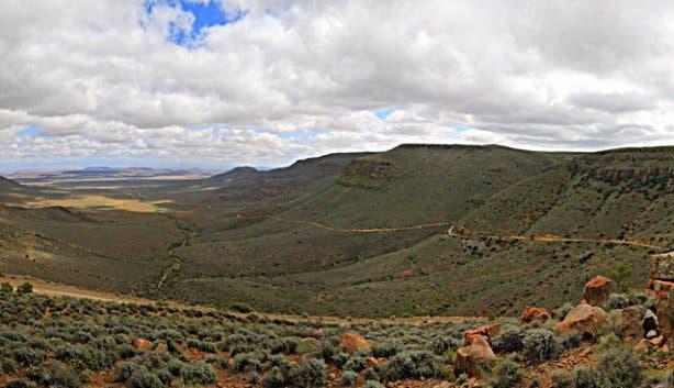 SANParks Tankwa NP Ganaga Pass