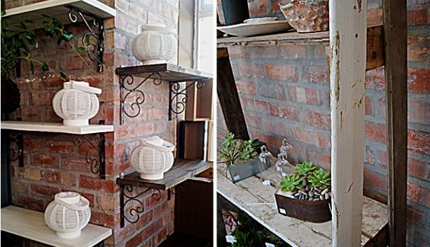 Eco Furniture Shelves