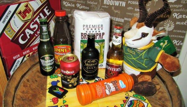zuid-afrikaanse producten bestellen Die Spens