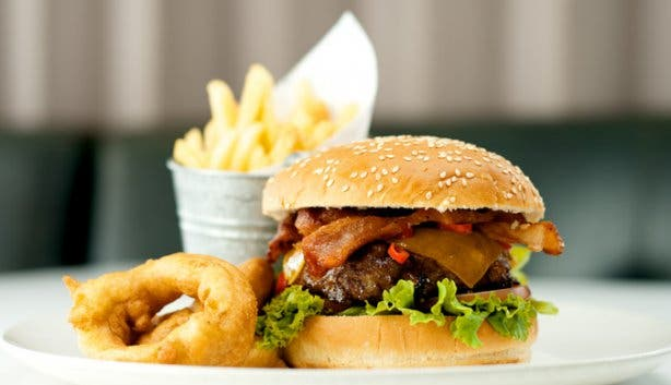 Burger Cafe Caprice Cape Town Camps Bay