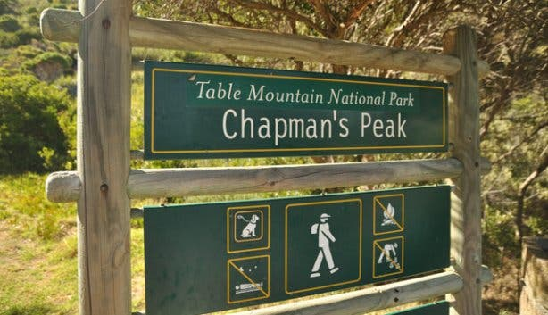 Chapmans Peak Hike | Cape Town Hikes