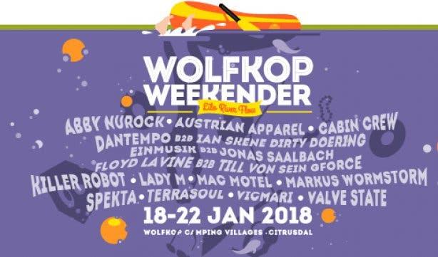 Wolfkop Weekender 2018 1