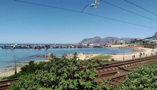 railway kalk bay