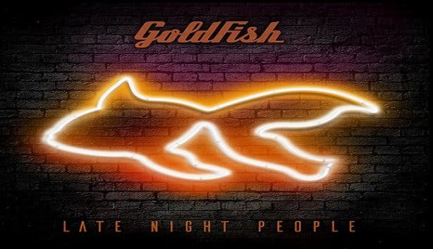gold fish late night people