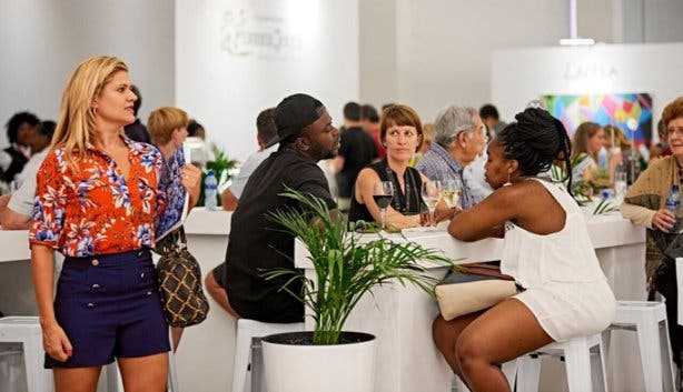 Investec Art Fair 5