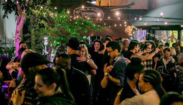 Free Salsa Fridays at Picadas