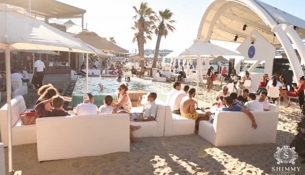 Beach House Sunday's at Shimmy Beach Club 1