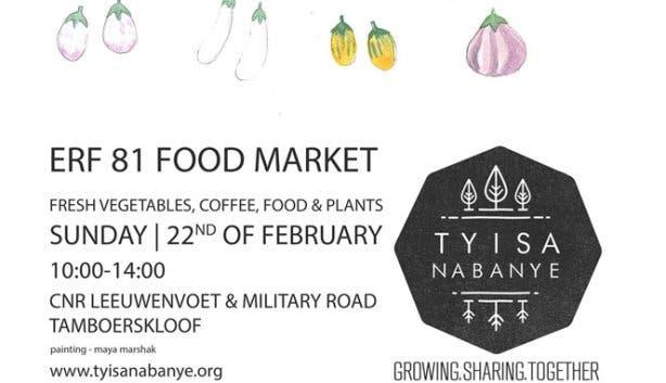 ERF 81 Food Market