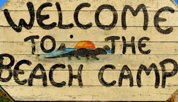Paternoster Beach Camp