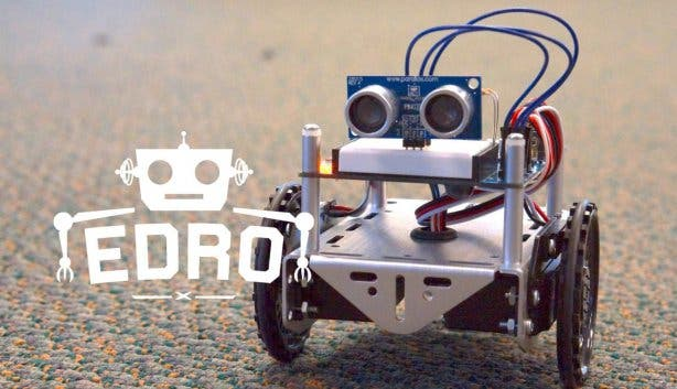 EDRO Robotics Workshop Holiday Camp