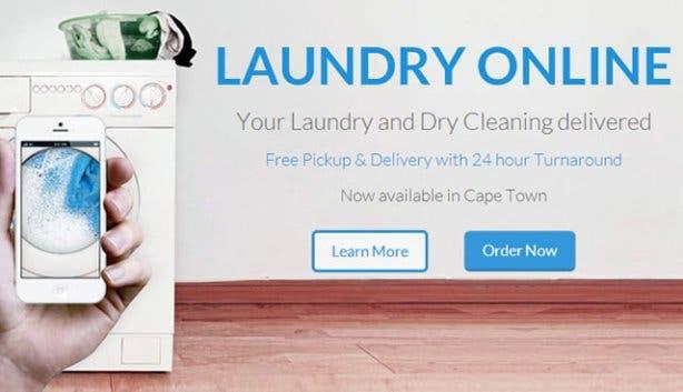 Washr Online Laundry Service Cape Town