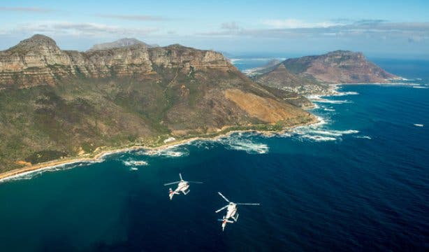Cape Town Helicopters Generic NEW
